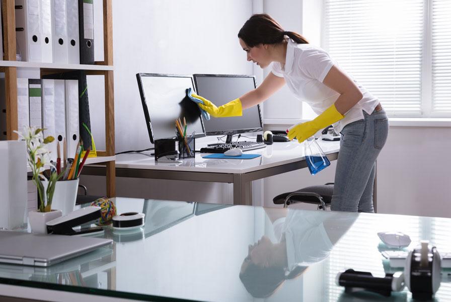 Nettoyage de locaux professionnels et bureaux