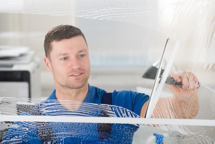 Société de nettoyage et de lavage de vitre à Liège en Belgique